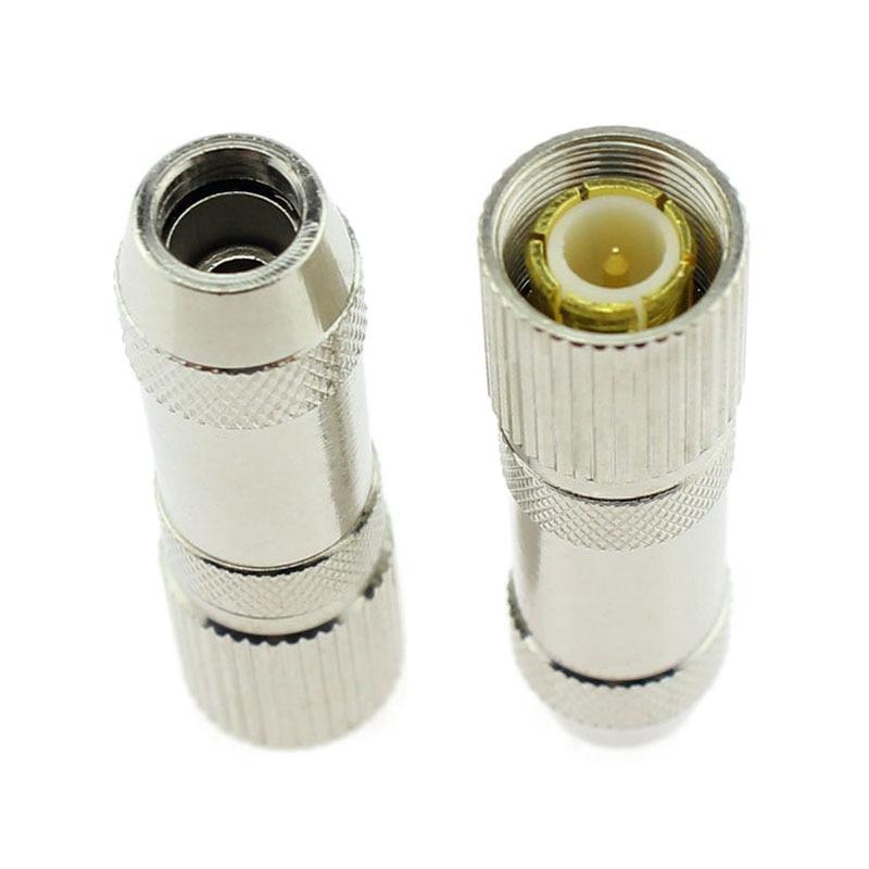 30 pcs L9-75-3 2 Trilhões de 2 M Conector Adaptador de Cabo Conector L9 SYV75-3 L9-3