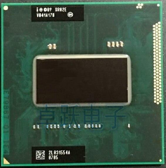 Intel originale versione Ufficiale della CPU I7-2920XM SR02E I7 2920XM SRO2E 2.5G-3.5G/8M 100% chip processore