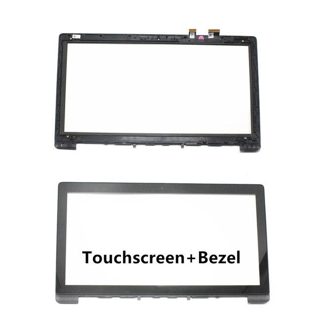 15,6 ''сенсорный экран дигитайзер стеклянная панель Замена с рамкой/рамкой для Asus ZenBook Pro UX501 UX501J UX501JW UX501V UX501VW