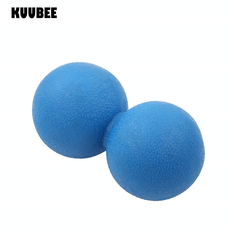 Лакросс мяч арахис фасции массажные шарики расслабляют усталость фитнес тренажерный зал тренировки хоккейный мяч