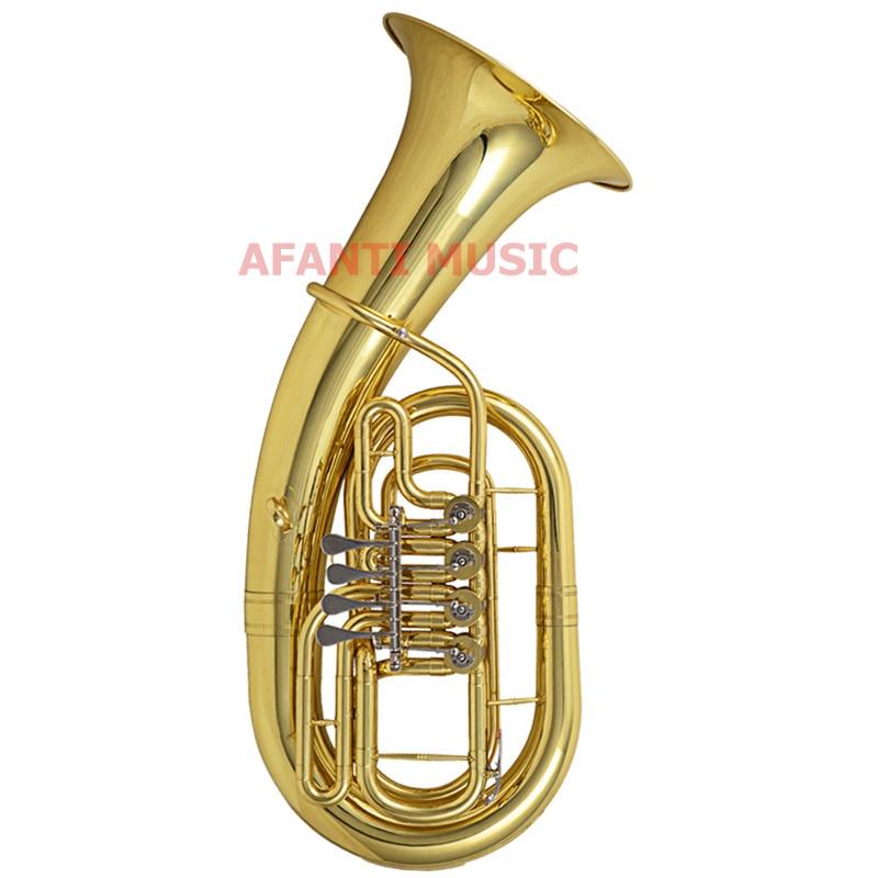Afanti Musik Bb ton/Phosphor & Kupfer/Gold Lack Bariton