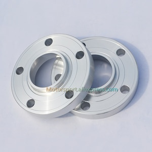 2 Pcs Wheel Spacers 5X112 To 5X112   66.6 CB  30MM For Audi Mercedes