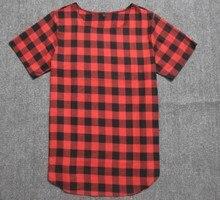 HipHop calle-t-camisa oversize negro bandana Homme et femme camiseta de vestir de los hombres tee rojo StreetFashion bailarina camiseta botín