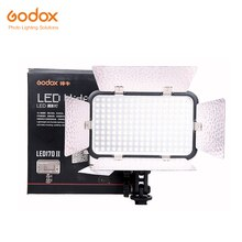 Godox LED 170 II 170II LED Video Lamp Light for Nikon Canon Pentax Wedding Photography Journalistic Shooting