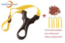 Extérieur bois fronde dispositif catapulte chasse arc sports enfants jouant jouet livraison gratuite