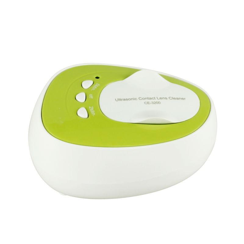 رائجة البيع الترا سونيك الأنظف CE-3200 الموجات الصوتية المصغرة عدسات لاصقة الترا سونيك الأنظف لرسوم عدسات لاصقة الشحن عن طريق USPS