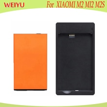 1LOT=1PC Wall Charger +1PC BM20 Battery for XIAOMI M2 MI2 M2S MI2S Battery Batterie Bateria Accumulator AKKU PIL