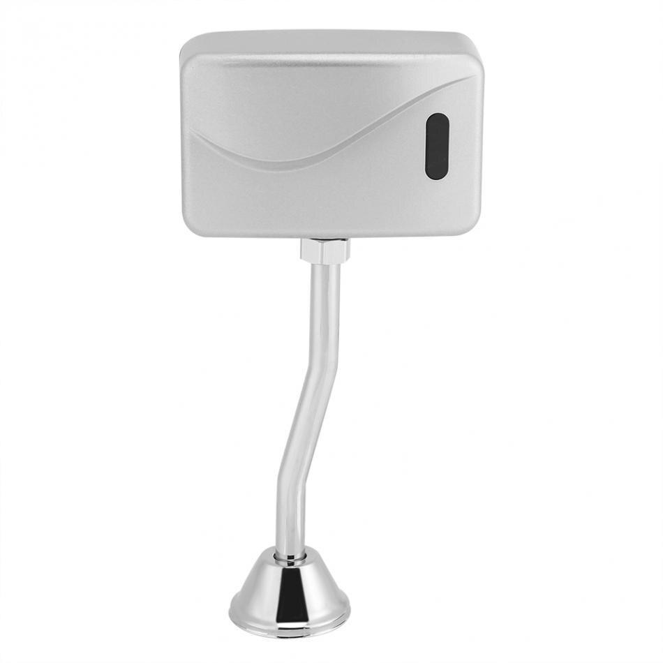 Бесконтактный смывной клапан для ванной комнаты, настенный автоматический писсуар постоянного тока 6 в, аксессуары