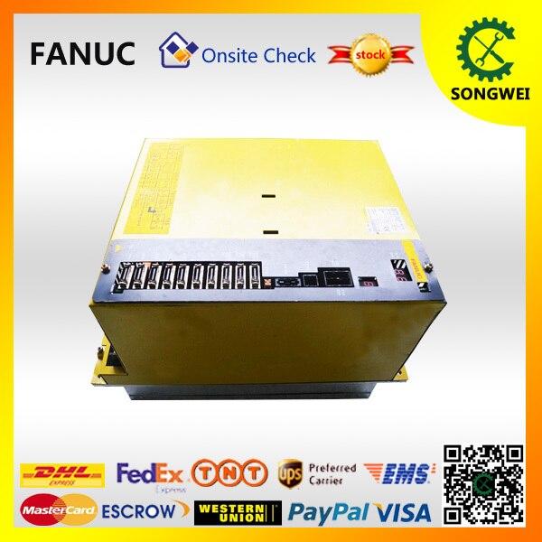 Promoção fanuc servo amplificador módulo A06B-6134-H303 # a