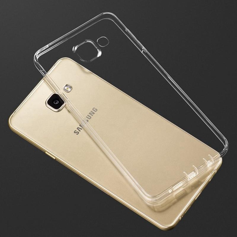 Transparente suave de TPU caso para Samsung Galaxy J1 Mini J2 primer...
