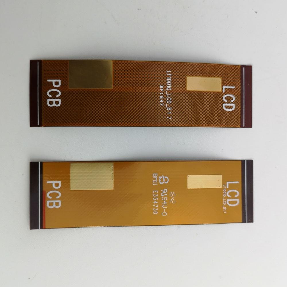 Display lcd cabo flexível fita lf1001q_lcd_b1.7 para lenovo yoga tab 3 plus YT-X703 YT-X703F YT-X703L