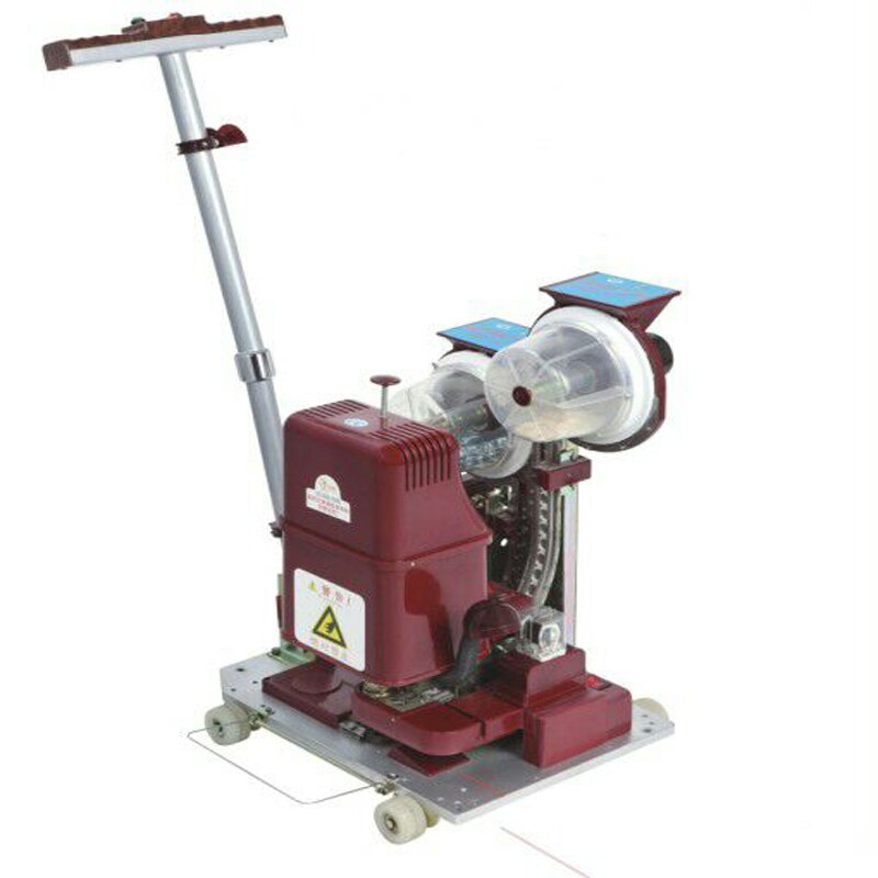 Machine de poinçonnage/presse de trou de bâche