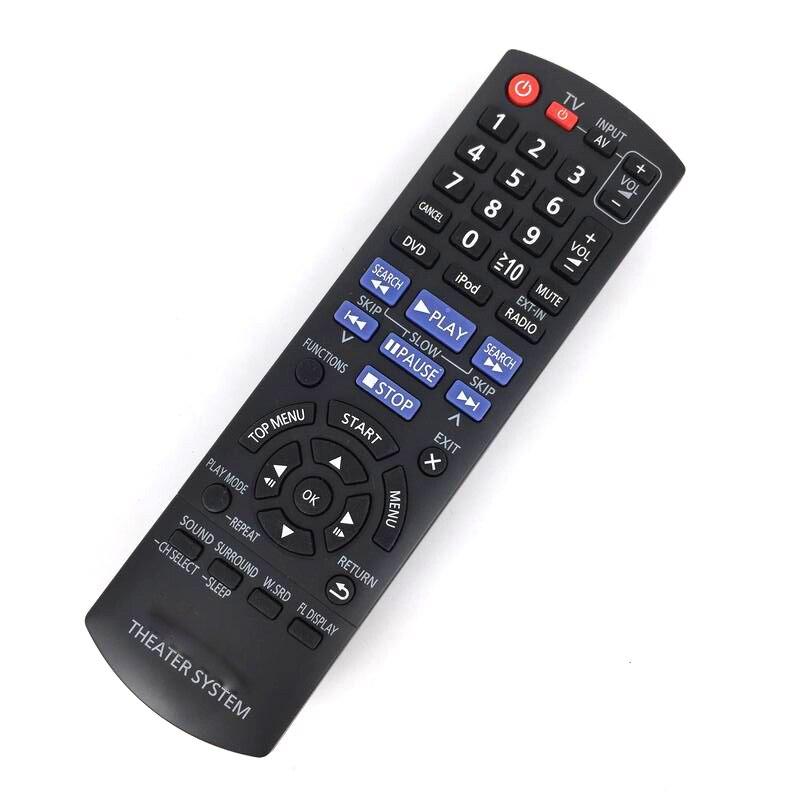 Новый оригинальный N2QAYB000623 для домашнего кинотеатра PANASONIC пульт дистанционного управления для SC-XH150 SA-XH150 Fernbedienung