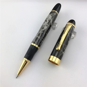 JINHAO luxury metal Signing roller ball pen for writing school supplies Business stationery teachers students gift 019