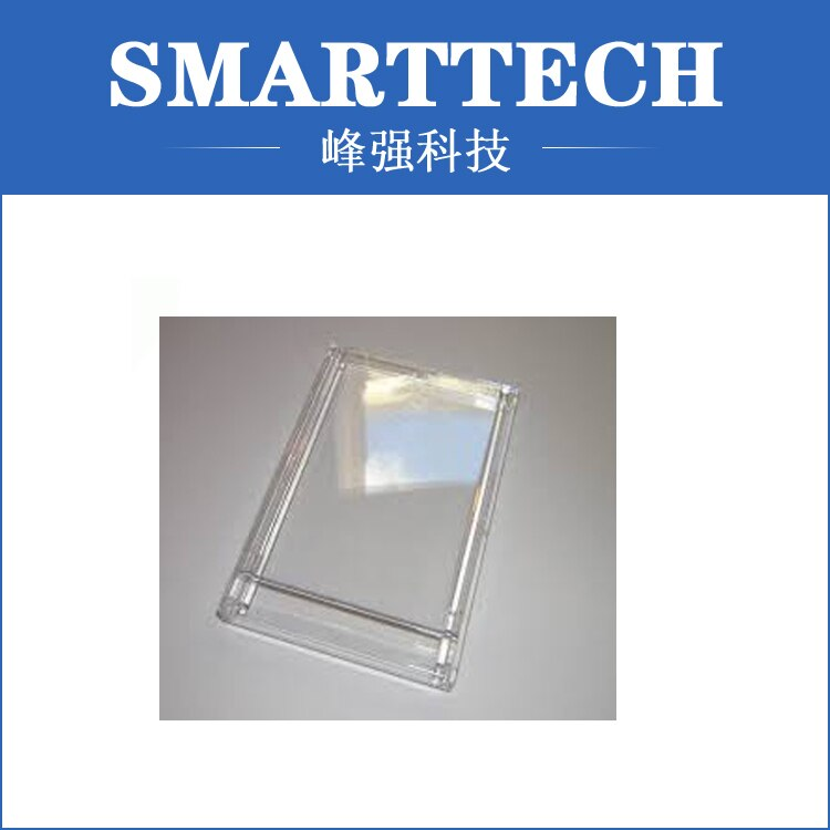 Piezas de plástico transparente acrílico prototipo PMMA