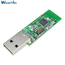 Diymore sans fil Zigbee CC2531 renifleur carte nue Module danalyseur de protocole de paquet Interface USB Module de paquet de Capture de Dongle