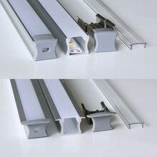 20m (20pcs) a lot,  led aluminium profile for ceiling, aluminum led light profile, anodized!