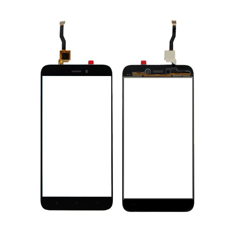 BCHDIGITAL XM016 para Xiaomi Redmi Go reemplazo del digitalizador de pantalla táctil de teléfono móvil Lente de Cristal frontal Panel Sensor piezas de reparación