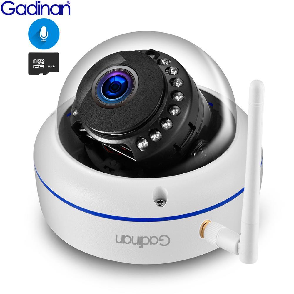 كاميرا واي فاي IP من الأداة inan كاميرا 1080P 2.0 ميجا بكسل لاسلكية للأمن كاميرا رؤية ليلية كشف الحركة والبريد الإلكتروني للصور بروتوكول نقل الملفا...