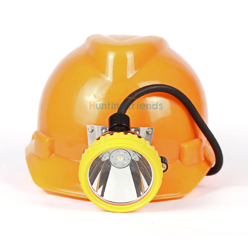 New Safety Mining Headlamp KL4M(A).Plus Rechargeable Mining Light Explosion Rroof headlight Mining Cap Lamp for Coal Miner works enlarge
