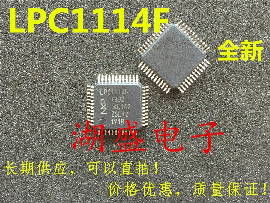 20 piezas LPC1114F-302 LQFP-48 nuevo