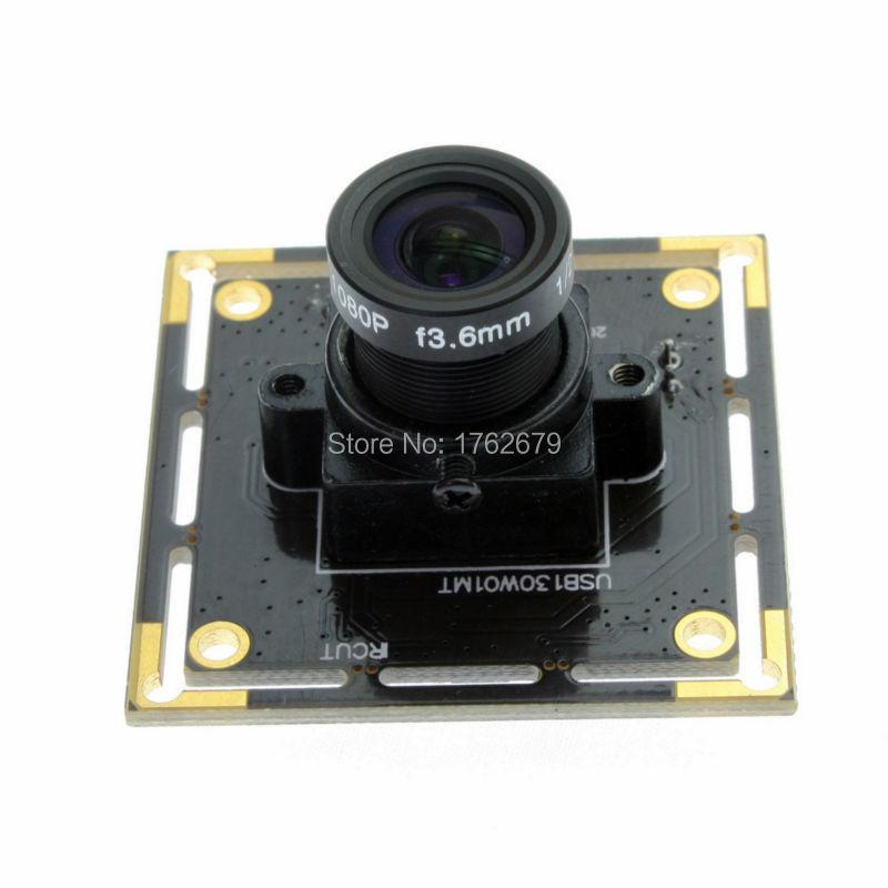 1.3MP 1280*960 MJPEG 1/3 CMOS Aptina AR0130, módulo de cámara USB de baja iluminación, compatible con CUT-IR para Android/Linux/Win XP/Win7/Win8
