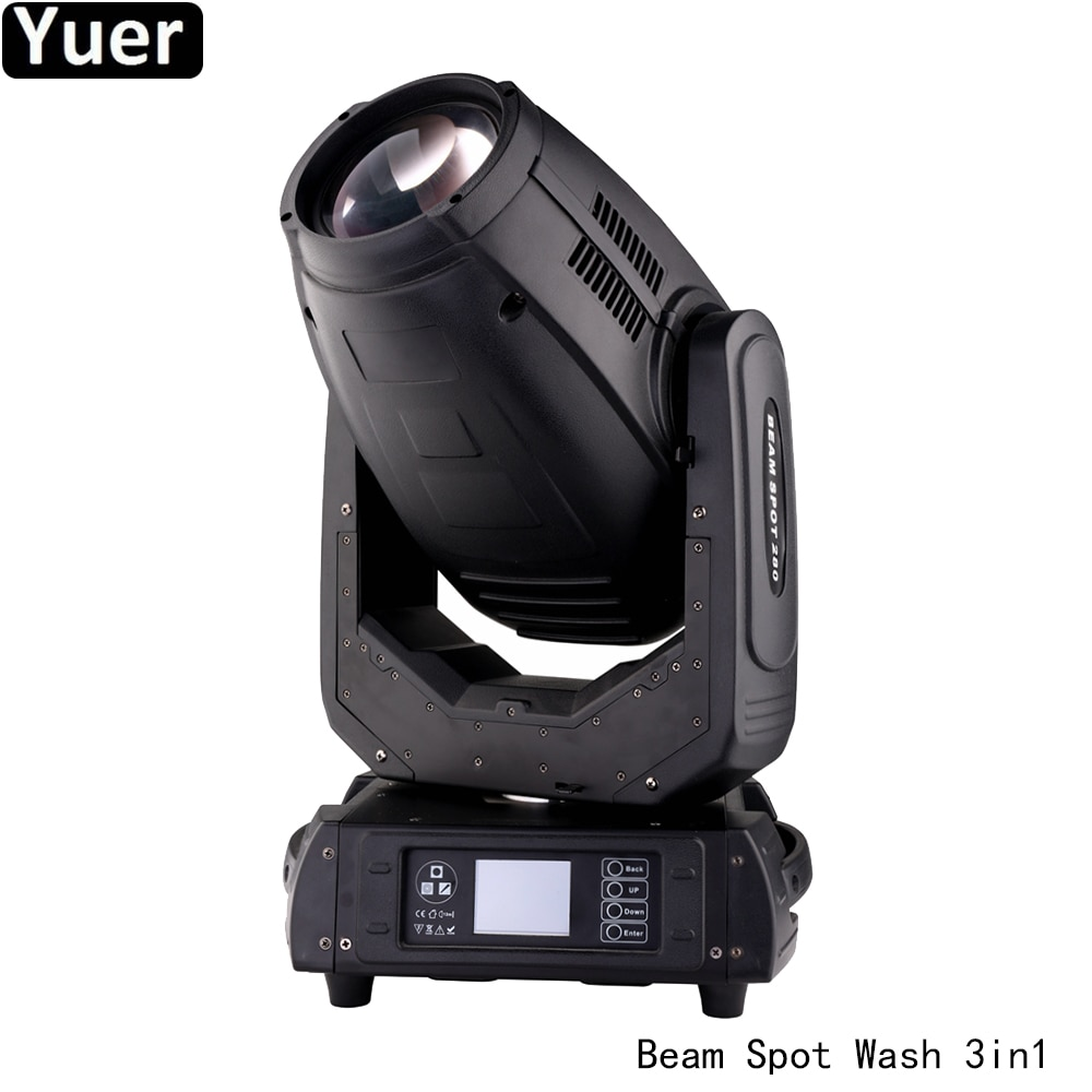 discount price 8 pack 180w 2r sharpy beam spot moving head light dmx512 for stage lighting dj disco club party dance wedding bar New Stage Moving Head Lighting 280W 10R 3IN1 Beam Wash Spot Moving Head DMX512 DJ Disco Light Color Music Party Club Bar Lights