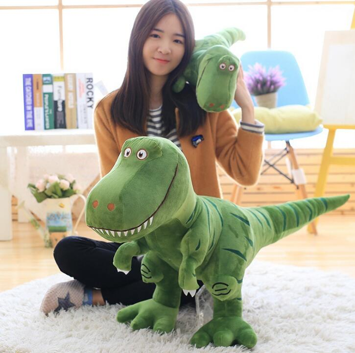 1pc 70cm New Dinosaur Plush Toys Cartoon Tyrannosaurus Cute Stuffed Toy Dolls for Kids Children Boys