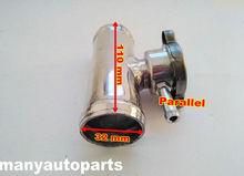 "32mm 1 1/4 ""OD Aluminium Inline Kühler Schlauch Rohr Füllstoff Neck & Freies Kappe cap cap cap neckneck cap -"