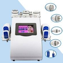 Super Slimming Body Shaping Cavitation Vacuum Bipolar Multipolar RF Lipo Laser Slim fat loss Machine