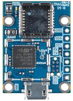 Para PureThermal 2-FLIR Lepton Smart Tarjeta de expansión e/s DEV-14670