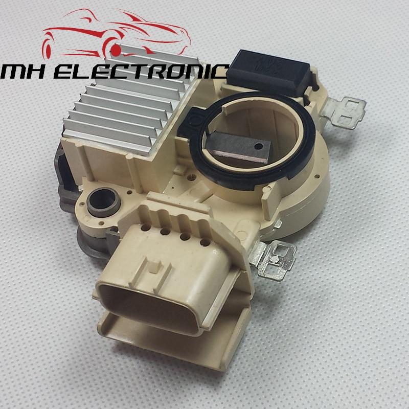 MH ELECTRONIC A866X34172 MD619268 para Mitsubishi cepillos titular alternador regulador IM341 C (G)-terminales de S-L-FR