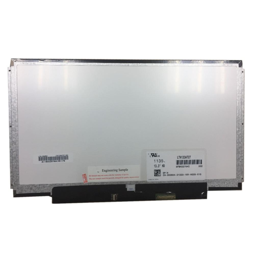LALAWIN LTN133AT27 B133XW03 V.1 V.0 N133BGE-L41 LP133WH2-TLA1 TLL1 para Lenovo IdeaPad U310 U350 LVDS 40pin