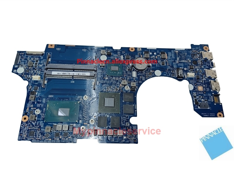NBG6J11001 I7-6700HQ GTX960M اللوحة لشركة أيسر أسباير VN7-592G 448.06B09.001M