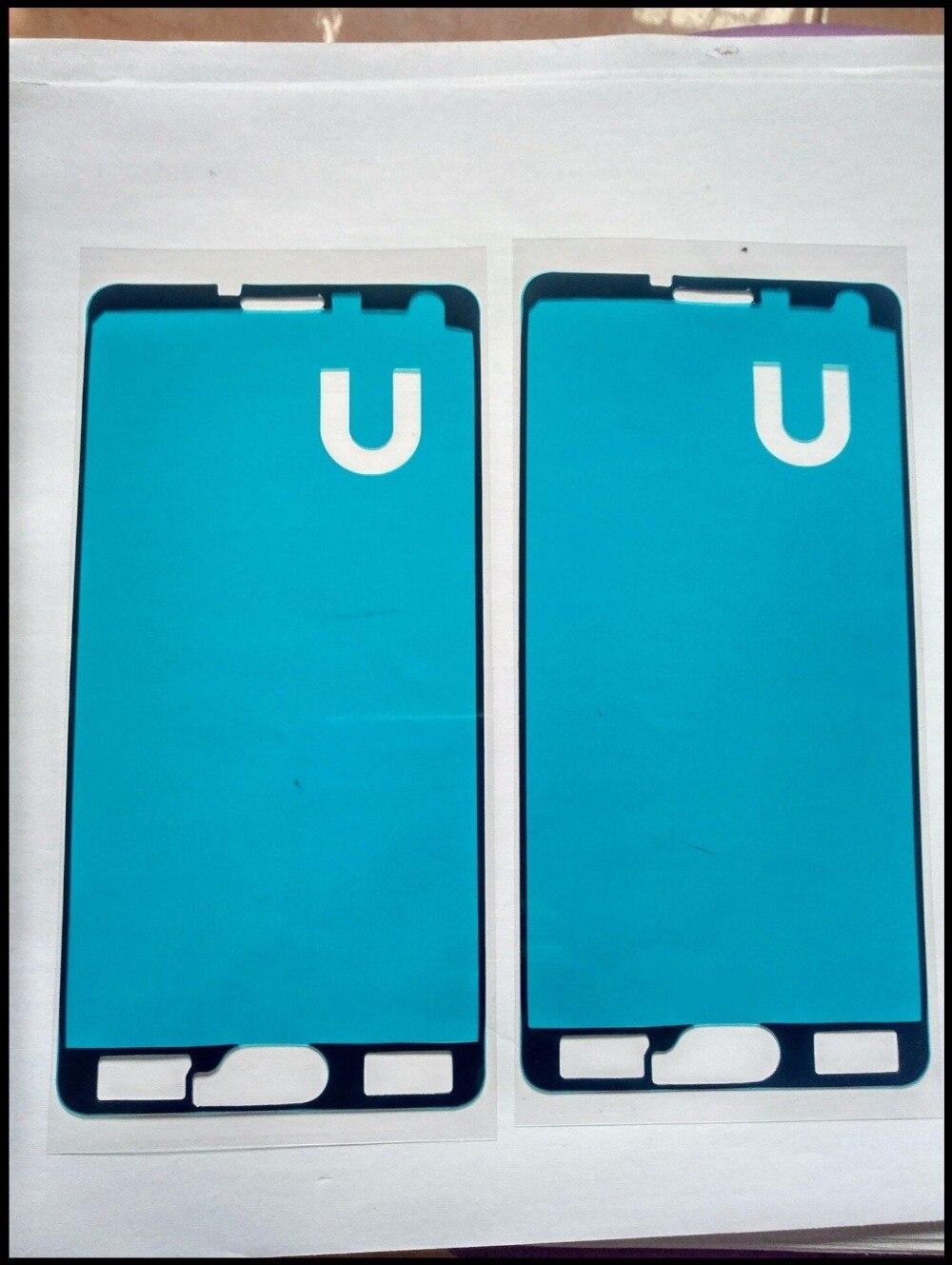 1 Stück Hohe Qualität Neue LCD Vordere Gehäuse Lünette Frame Kleber Tap Aufkleber Für Samsung Galaxy A7 A7000 Ersatz teile