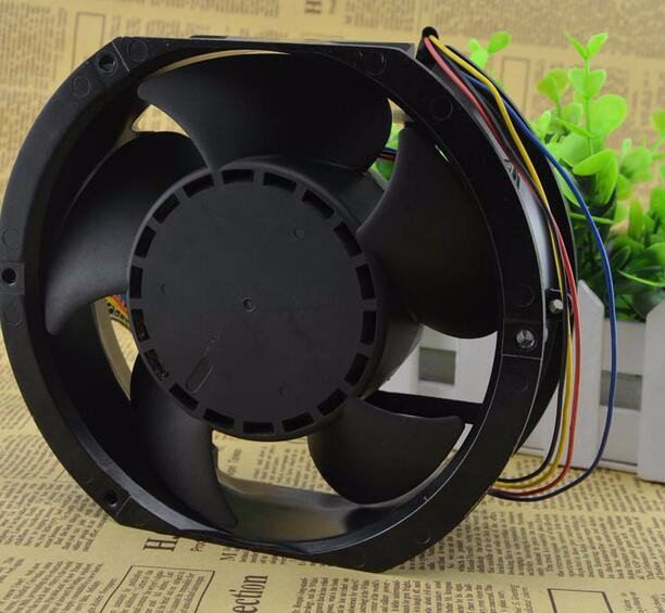 Original authentic DATA1551B8M 17251 48V 0.98A AVC metal shell high temperature 4 Wire Fan