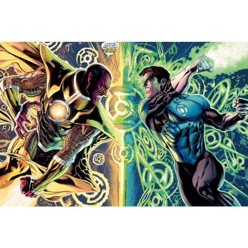 Cartel de lucha de Marvel estampado de tela seda póster impresión tela pared póster personalizado satén Poster YF-& 39