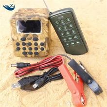 Saudi Arabia Desert Hunting  200 Bird Sounds Dc 12V 50W Lcd Display Mp3 Bird Caller Hunting Bird Sound With Timer