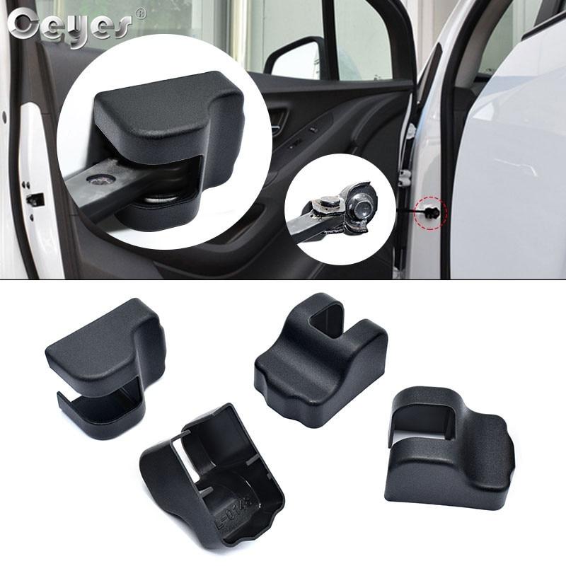 Ceyes Car Styling Braço Limitando Rolha de Ferrugem Cobre Acessórios Caso Para Cruze Chevrolet Niva Epige Para Peugeot 308 Auto Adesivos