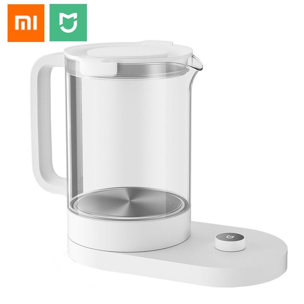 Original Xiaomi mi jia inteligente Multi-función sartén eléctrico 24 tipos de modo de cocina calentar agua hervidor Wifi conectar mi aplicación para hogares