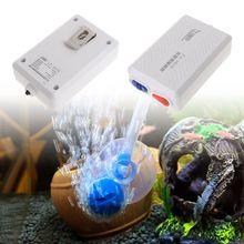 Rechargeable Aquarium Oxygen Pump USB 1.5W Output Outdoor Fishing Fish Pond AC/DC Oxygen Air Increasing Pump