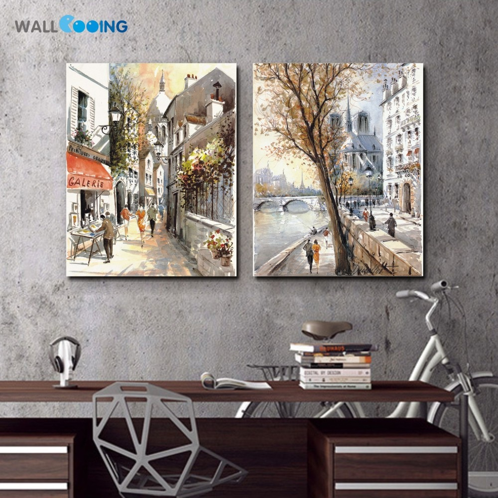 Картина на холсте для уличного рисования, высокое качество, недорогие художественные фотографии для отеля, ресторана, кафе, кухни, Настенный декор, картина