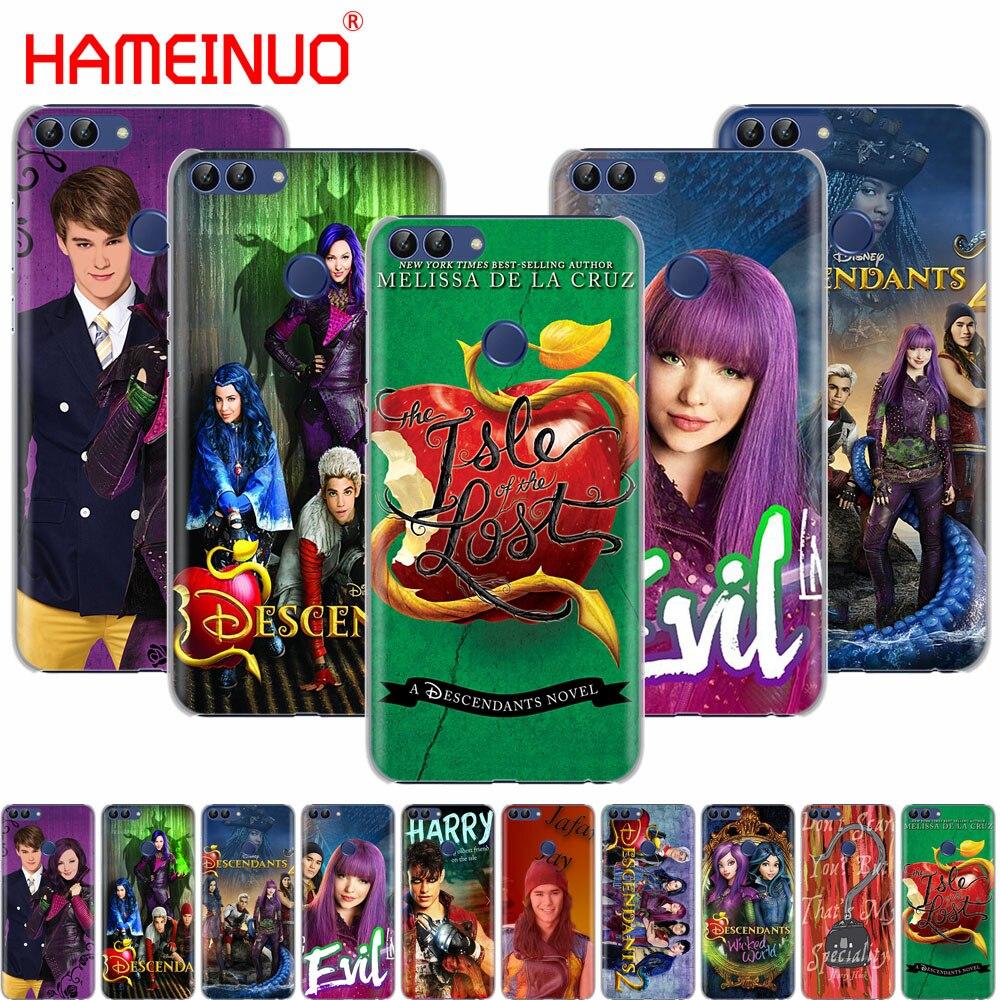 Kenny Ortega descendants cell phone Cover Case for huawei Honor 7C Y5 Y625 Y635 Y6 Y7 Y9 2017 2018 Prime PRO