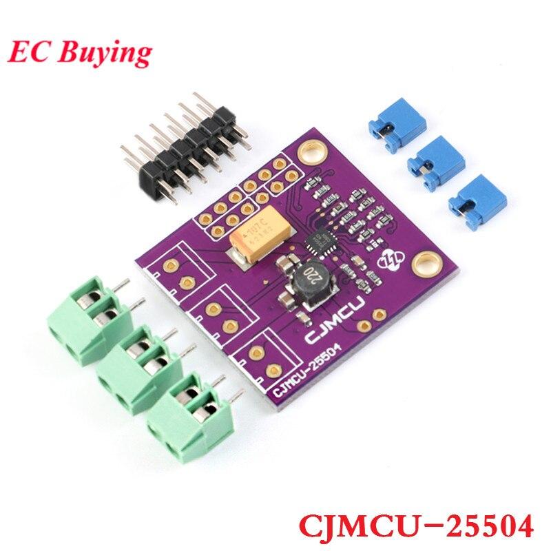 Módulo de recolección de energía convertidor de impulso conversión Solar fotovoltaica Gestión de células CJMCU-25504 colector de energía bq25504