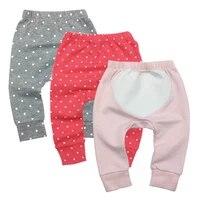 3pcslot 2021 new arrival hot baby harem pants kids autumn cotton casual bottom long pants trousers hight quality pp pant