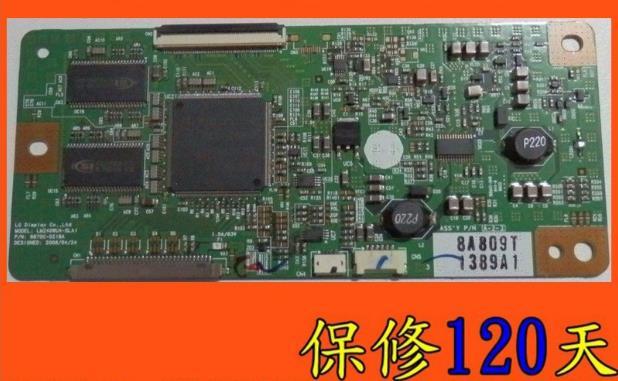 Prueba de 100% original para LG LM240WU4-SLA1 LG 6870C-0218A placa lógica