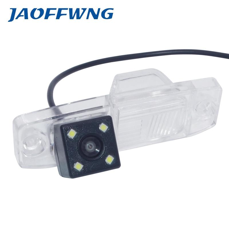 Cámara de visión trasera Envío Gratis para Hyundai Sonata 2011 con sensor de imagen CCD impermeable y línea de referencia de distancia