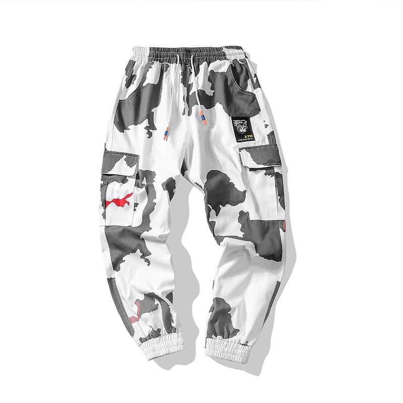 Bormandick Mens causal Pants Solid Baggy Loose Elastic Pants Sweatpants Casual Pants Trousers Hip Hop Track Pants KXP18 CK12-60P