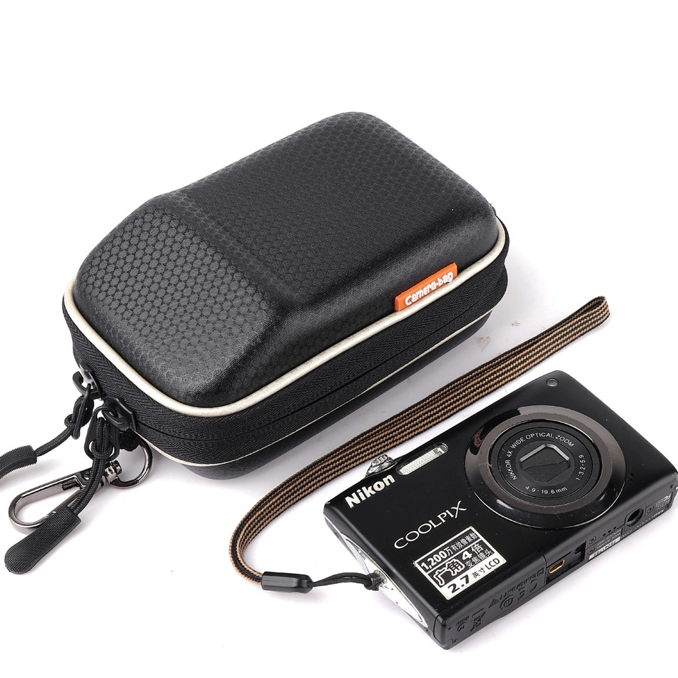 Funda para cámara digital para OLYMPUS SZ10 SZ11 SZ12 SZ14 SZ15 SZ16 SZ17 SZ20 SZ30 TG870 TG860 TG-4 TG3 TG860 TG850 TG-870 TG-610