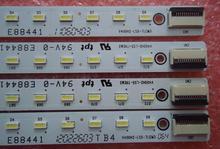 POUR CHIMEI 40 Larticle lampe V400H2-LS5-TLEM3 V400H2-LS5-TREM3 E88441 1 pièce = 72LED 508 MM